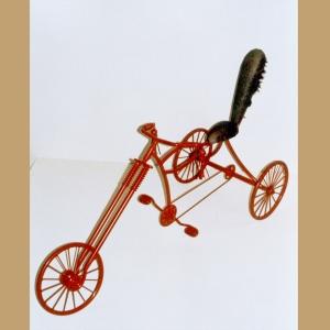 """אופניים- """"פנטזיה"""", יוצר: ישראל פרימו"""