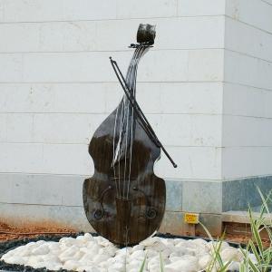 פסל הכינור, ישראל פרימו