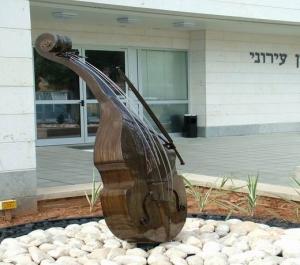 פסל הצ'לו, ישראל פרימו