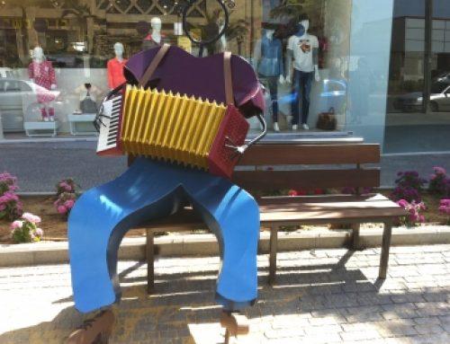 מיצבים אמנותיים במרחב הציבורי